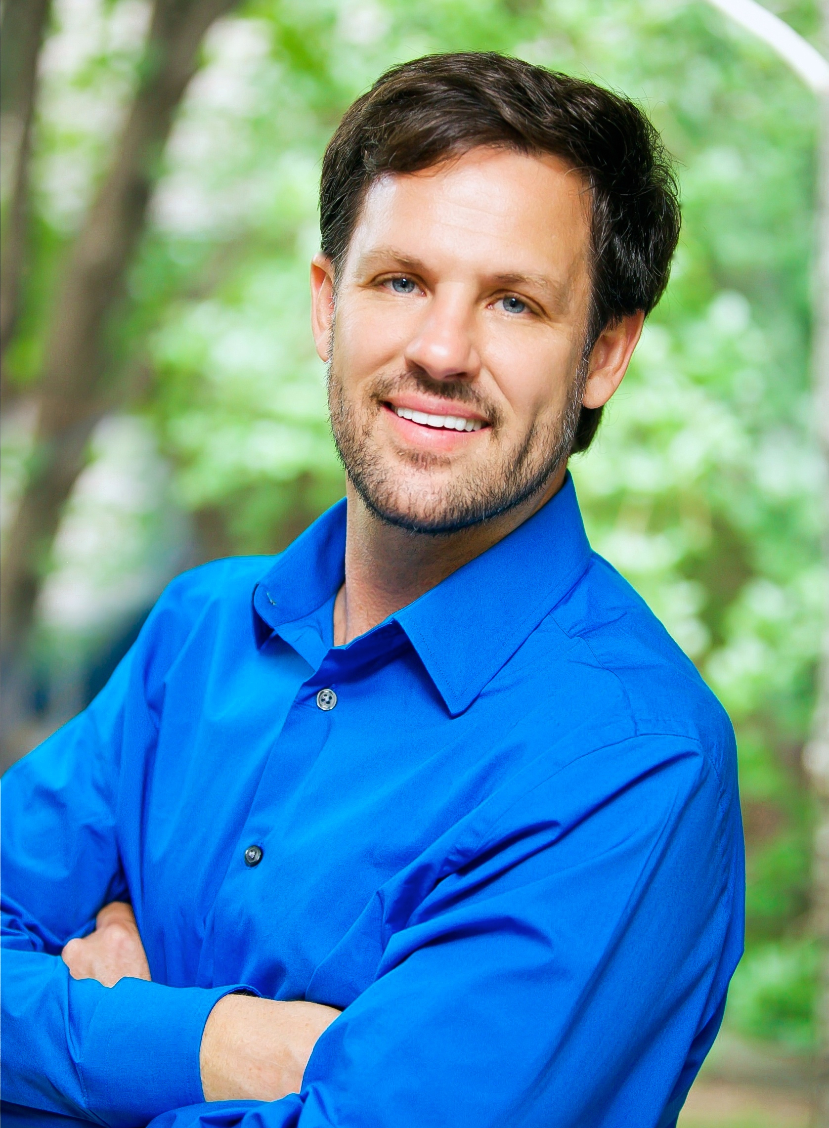 Dr. Corbyn Rhodes, DDS, dentist and founder of Advances In Dentistry
